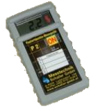 P2 Paper moisture meter - Paper moisture meter primarily for kraft paper, packaging paper and paperboard.